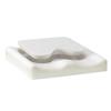 """Wheelchair Parts Accessories Foam Wheelchair Cushions: Fabrication Enterprises - Amara 300 Wheelchair Cushion, 16"""" x 16"""" x 3"""""""