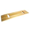 Fabrication Enterprises Transfer Board, Wood, 8 x 24, Two Handgrips FNT 50-3004