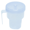 Fabrication Enterprises Kennedy Spillproof Cup, 7 oz. FNT 60-1000
