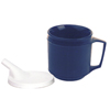 Drinkware: Fabrication Enterprises - Weighted Cup, Tube Lid 8 oz.