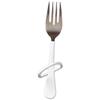 Fabrication Enterprises Finger Loop Utensil-Salad Fork - Right Hand FNT 61-0006R