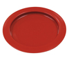 Fabrication Enterprises Inner Lip Plate, Plastic, Red 9 FNT 62-0100