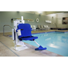 Fabrication Enterprises The Pro Pool Lift, No Anchor, 220V FNT 66-0004B