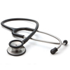 Fabrication Enterprises Adc Adscope Clinician Stethoscope, Adult 31, Black FNT 77-0020