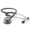 Fabrication Enterprises Adc Adscope Convertible Clinician Stethoscope, Adult 31, Black FNT 77-0021