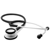 Fabrication Enterprises Adc Adscope Ultra-Lite Clinician Stethoscope, Adult 31, Black FNT 77-0022