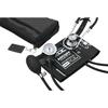 Fabrication Enterprises Adc ProS Combo Ii Sr Pocket Aneroid/Sprague Kit, Adult, Black FNT 77-0027