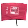 Fabrication Enterprises Adc Bariatric Adcuff Sphyg Cuff, 1 Tube, Burgundy FNT 77-0030