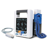 Fabrication Enterprises Adc Adview 2 Diagnostic Station, W/ Blood Pressure, Pulse Oximetry, And Temperature Modules FNT 77-0035