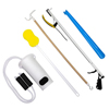 "Rehabilitation: Fabrication Enterprises - FabLife™ Hip Kit: 26"" Reacher, Contoured Sponge, Formed Sock Aid, 18"" Plastic Shoehorn, 24"" Dressing Stick"