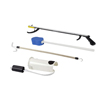 "Rehabilitation: Fabrication Enterprises - FabLife™ Hip Kit: 26"" Reacher, Contoured Sponge, Formed Sock Aid, 24"" Dressing Stick"