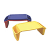 Fabrication Enterprises Plastic Bed Tray with Side Pockets FNT 86-0120