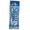 Rehabilitation: Fabrication Enterprises - Elastic Shoe Laces, 2 Pair, White