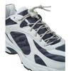 foot care & orthopedic: Fabrication Enterprises - Elastic Shoe Laces with Cord-Lock, White, 1 Pair