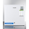 summit appliance: Summit Appliance - Accucold Medical® Compact All-Freezer, Manual Defrost with Lock and Traceable Thermometer