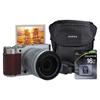 Fuji X-A3 Compact ILC Digital Camera, 24.2 MP, Brown FUJ 600017065