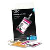 GBC GBC® SelfSeal™ Self-Adhesive Laminating Pouches  Single-Sided Sheets GBC 490603