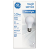 Supreme-lighting-incandescent-bulbs: GE Rough Service Incandescent Worklight Bulb