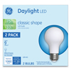 General Electric GE LED Classic Daylight A21 Light Bulb GEL 31181