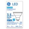 General Electric GE LED MR16 GU10 Dimmable Warm White Flood Light, 1/EA GEL37114