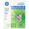 Electrical & Lighting: GE Energy-Efficient Halogen Bulb