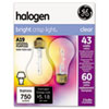 Lighting Supplies Light Bulbs: GE Halogen Bulb