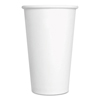 General Supply GEN Paper Hot Cups GEN 16HOTCUPWHPK