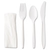 plastic cutlery: Wrapped Cutlery Kit