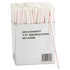 GEN GEN Wrapped Jumbo Straws GEN STRAWWST