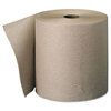 Bathroom Tissue & Dispensers: Pacific Blue Basic Nonperforated Paper Towel Rolls