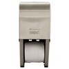Georgia Pacific Compact® Vertical Double Roll Coreless Tissue Dispenser