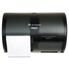 Georgia Pacific Georgia Pacific Compact® Coreless Side-by-Side Double Roll Covered Tissue Dispenser GEP 56784