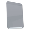 Ghent Ghent LINK Board Premium Powder-Coated Magnetic Markerboard GHE LWB2418BG