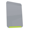 dry erase boards: Ghent LINK Board Premium Powder-Coated Magnetic Markerboard
