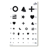GF Health Illuminated Kindergarten Eye Chart GHI 1263