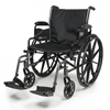 "Wheelchairs: Everest & Jennings - Traveler® L3 Plus Lightweight Folding Wheelchair, 18"" x 16"""