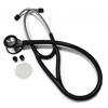 GF Health Cardiology Stethoscope, Black GHI 425BLK