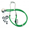 "GF Health 22"" Neon Series Sprague Rappaport-Type Stethoscope GHI 602N-GR"