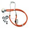 "GF Health 22"" Neon Series Sprague Rappaport-Type Stethoscope GHI 602N-OR"