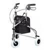 GF Health Sure-Gait II Three-Wheeled Steel Rollator GHI 609101A