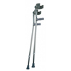 GF Health Deluxe Forearm Crutches GHI 6343A