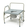 GF Health Imperial Collection 3-in-1 Steel Drop Arm Commode GHI 6438A