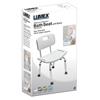 GF Health Platinum Collection Bath Seats - Retail Packaging GHI 7931RGY-1