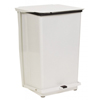 GF Health Square Step-On Waste Receptacles GHI 8302