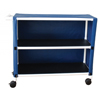 GF Health PVC Linen Cart With Cover GHI8525