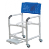 GF Health PVC Shower Chair/Commode GHI 89110