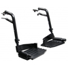 GF Health Footrest with Composite Footplate GHI 90763030