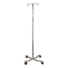 GF Health Select Care 2-Hook I.V. Stand GHI GF7012-1