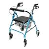 rollers & rollators: GF Health - Walkabout Lite Four-Wheel Rollator