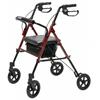 "rollers & rollators: GF Health - Set n"" Go Wide Height Adjustable Rollator"